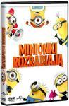 Filmostrada Minionki rozrabiają. DVD Pierre Coffin. Chris Renaud