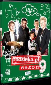 Telewizja Polska Rodzinka.pl Sezon 9 DVD