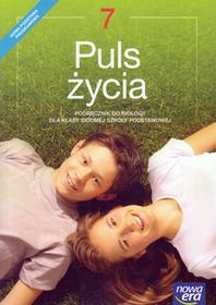 Puls życia 7 Podręcznik. Klasa 7 Szkoła podstawowa Biologia - Małgorzata Jefimow
