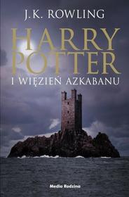 Rowling Joanne K. Harry Potter 3 Więzień Azkabanu BR w.2017 / wysyłka w 24h