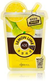 Mediheal Ade Mask Lemon Lime 25 ml Rozjaśniająca maska do twarzy Mediheal