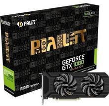 Palit GeForce GTX1080 Dual VR Ready (NEB1080U15P2D)