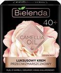 Bielenda Camellia Oil Luksusowy Krem przeciwzmarszczkowy na dzień i noc 40+ 50ml