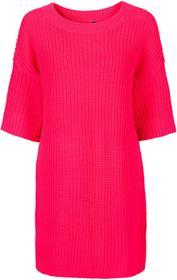"""Bonprix Sweter """"oversized"""" różowy"""