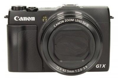 Canon PowerShot G1X mark II czarny
