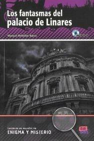 Los fantasmas del palacio de Linares + CD Barro Rebollar Manuel