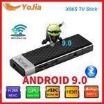 x96 Smart Android 9.0 TV, pudełko X96S TV Stick procesor Amlogic S905Y2 DDR3 4GB 32GB Mini PC 5G