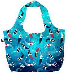 BG Berlin Eco Bags Eco torba na zakupy 3w1  BG001/01/117 wielokolorowy 0 - 1 kg