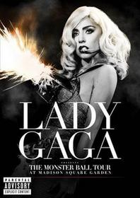 Lady GaGa Lady Gaga Presents The Monster Ball Tour At Madison Square Garden DVD)