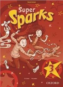 Oxford Super Sparks 3 Zeszyt ćwiczeń - Paul A. Davies, Lambert Viv