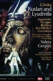 Kirov Opera Glinka Ruslan & Ludmila Documentary) 2 DVD)