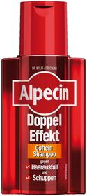 Alpecin Doppel Effekt   Szampon przeciw wypadaniu i łupieżowi 200ml