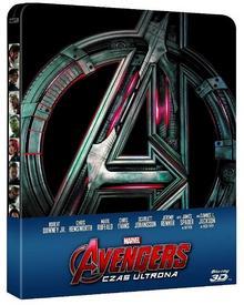 Galapagos The Avengers: Czas Ultrona. Blu-Ray 3D Joss Whedon