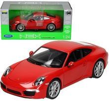 Carrera Porsche 911 S czerwone