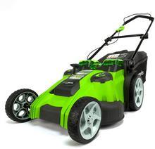 GreenWorks Tools GreenWorks Akumulatorowa Kosiarka 49 cm G-MAX 3w1 40 V 2500207) NAJTANIEJ W DECOFIRE!
