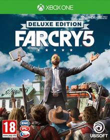Far Cry 5 Edycja Deluxe XONE