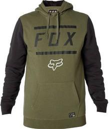 Fox sweter Listless Pullover Fleece Fatigue Green 111)