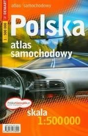 Polska atlas samochodowy - Demart