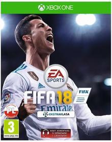 Gra Xbox ONE FIFA 18 5030946121533