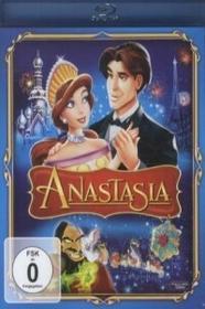 20th Century Fox Anastasia, 1 Blu-ray