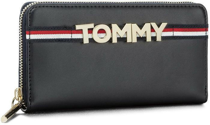 306b528a8022b Tommy Hilfiger Duży Portfel Damski Corporate Highlight Leather Za Wlt  AW0AW05299 413 – ceny