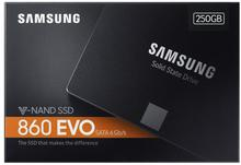 Samsung 860 Evo 250GB MZ-M6E250BW