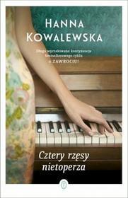 Wydawnictwo Literackie Hanna Kowalewska Cztery rzęsy nietoperza