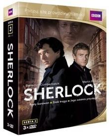 Sherlock. Seria 3
