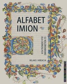 Relaks i kreacja Kolory mistrzów Alfabet imion - Wydawnictwo Olesiejuk