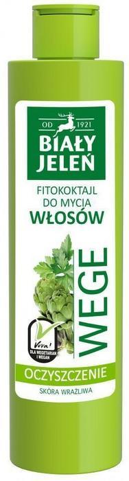 Pollena WEGE szampon 250ml Pietruszka i Karczoch (Oczyszczenie)