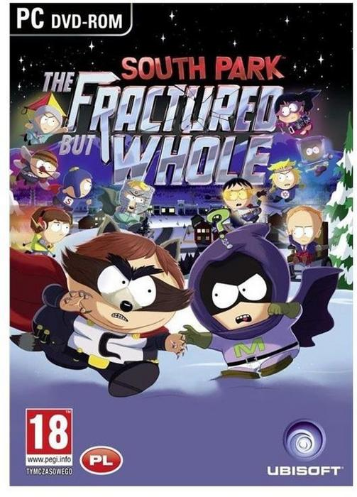 South Park The Fractured But Whole PL PC