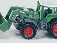 Siku Traktor Fendt ze Spycharką 1039