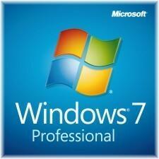 Microsoft Windows 7 Professional 32/64 bit PL COA