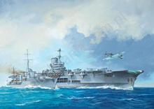 Revell Lotniskowiec HMS Ark Royal & Tribal Class Destroyer 05149