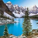 Castorland Kanada. Górskie jezioro 102372