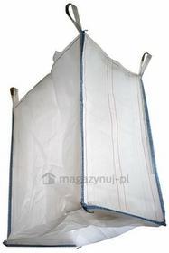 Worek BIG BAG 10. 4 uchwyty, wym. 700x1100x1200mm (Ładowność 500 kg)