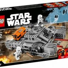 LEGO Star Wars Szturmowy czołg poduszkowy Imperium 75152