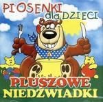 praca zbiorowa Piosenki dla dzieci - Pluszowe niedźwiadki (CD)