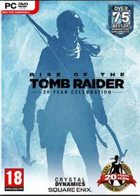 Rise of the Tomb Raider 20 Year Celebration STEAM cd-key