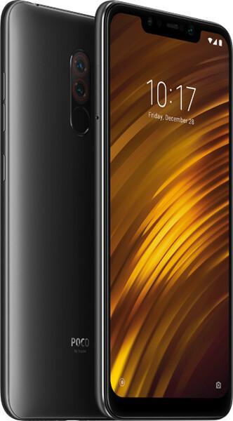 Xiaomi Pocophone F1 128GB Dual Sim Czarny