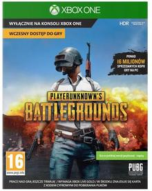 Playerunknown's Battlegrounds XONE