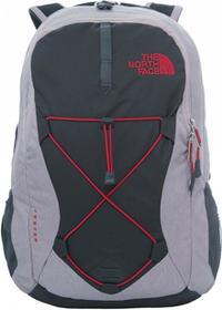 The North Face Plecak W Jester Quailgrey heather/Cerise pink