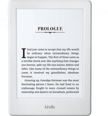 Amazon Kindle Paperwhite 3 4GB z reklamami biały