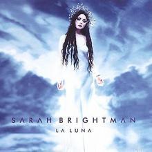 La Luna.New Version CD) Sarah Brightman