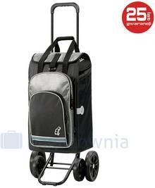 Andersen Wózek na zakupy Quattro Hydro 185-036-80 Czarny - czarny 185-036-80