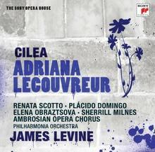 Ambrosian Opera Chorus; Placido Domingo; Renata Sc Cilea Adriana Lecouvreur