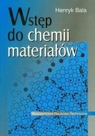 WNT Wstęp do chemii materiałów