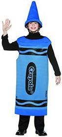 Rasta ImpostaCrayola kostium dla dzieci 4510-03