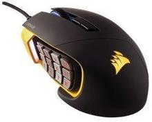 Corsair Gaming Scimitar Pro czarna