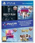 Zestaw PlayLink Ukryty Plan + Wiedza To Potęga + Singstar Celebration + To jesteś Ty! (GRA PS4)